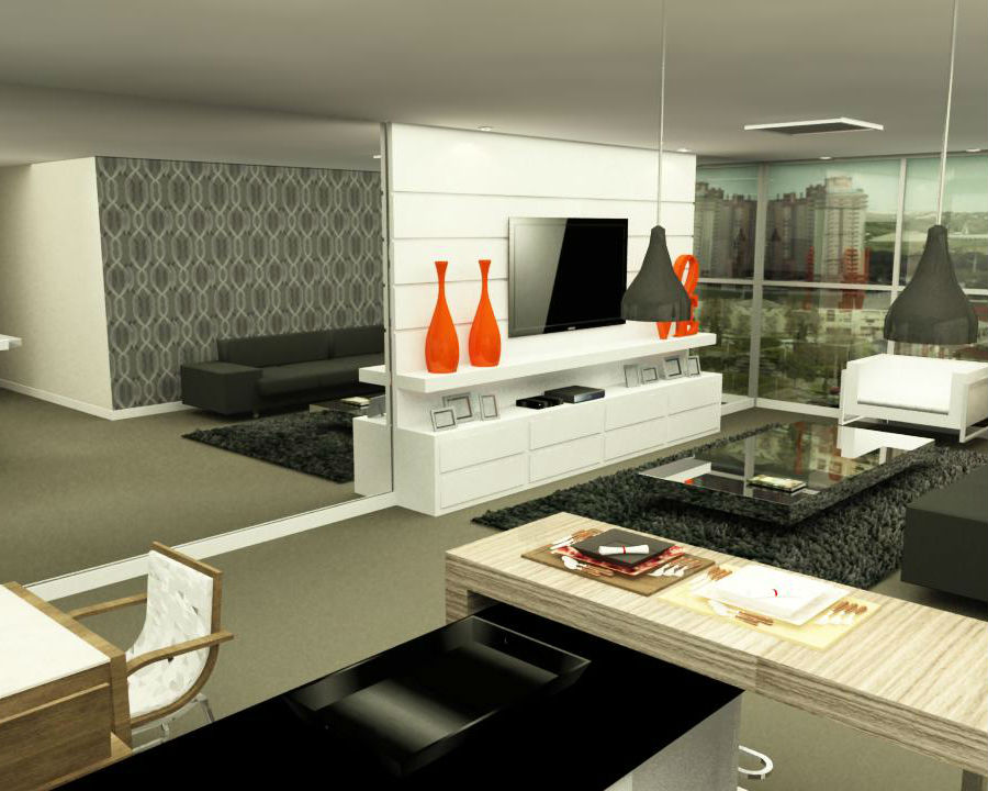 Arquitetura e Design de Interiores